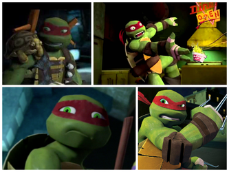 Raph Collage by supersonic45667