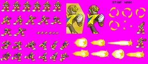 Star man MVC preview sprites by Fou-mage