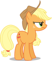 VIP -- AJ's Gettin Real Tired o'Yer Horseapples... by Drewdini