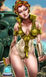 Teela by dr-conz