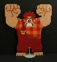 Wreck-it Ralph Sprite by Retr8bit