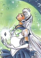 ACEO #15 Sailor Astraea by MTToto