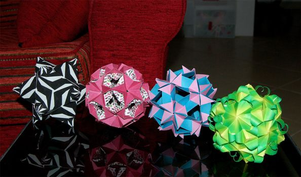 more origami fun by Lucy--C