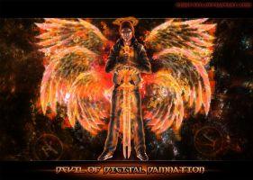 -:Devil of Digital Damnation:- by DarkEcoKat