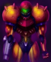 Samus by alFett
