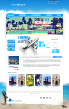 hotels and tourism by Bob-Project