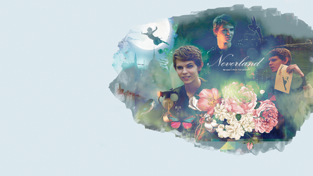 Peter Pan by GladnessGalvin