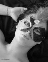 Masquerade II by erbphotography