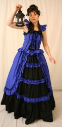 The Victorian Lady 18 by MajesticStock