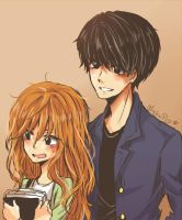 Cheese In The Trap by OtakuPup