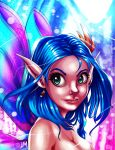 Butterfly Fairy by LenLenbell