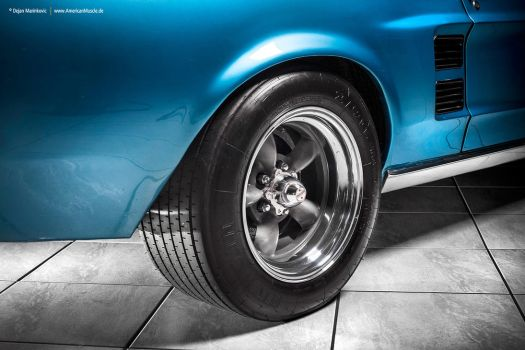 1967 Fastback - Shot 11 by AmericanMuscle