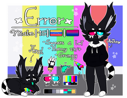 Error's Ref by cinnabiis