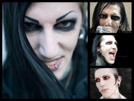 Chris Motionless by Black-Jack-Attack