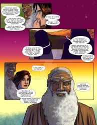 Prydain:the Graphic Novel: 13.15 by saeriellyn