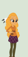 Little Strongheart in 2017 Fall Fashion by Obeliskgirljohanny
