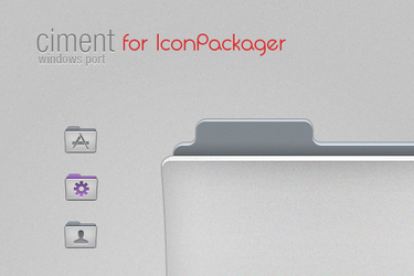 Ciment icons for IP by Nv1jk