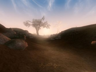 Morrowind: Grazelands Region by halogen7