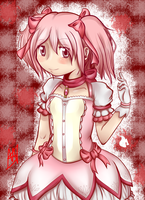 Madoka Magica by Lyanna-the-Ghost