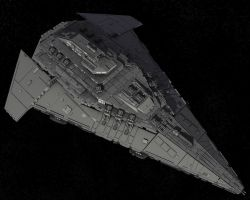Imperial Escort Cruiser by JBJHJM