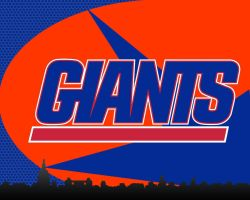 new york giants by graffitimaster