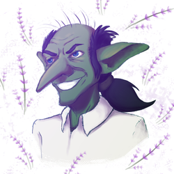 [Dig] The omniscient goblin by hylidia
