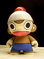 Ape Escape by miss-shelby