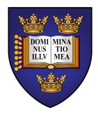Oxford University Coat Of Arms by ChevronTango