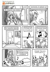 Don`t worry Page 2 of 3 Spanish by fdrawer
