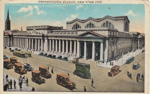 Penn Station, New York City by PRR8157