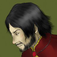 TA - Cesare - Color by ChocoboGoddess