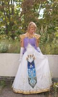 Zelda Cosplay Aninite 09 by Skogflickan