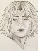 Tidus by kirstenmarquisart