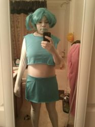 Jenny from My life as a Teenage Robot wip by Y0-Mama
