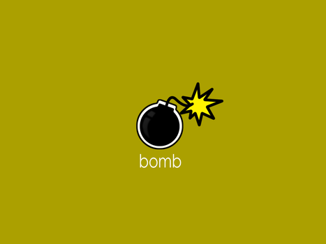 bomb by mimeryme