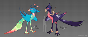 Palace Birds Adopts $23 closed by tessary