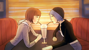 Life is Strange Fanart -  Milkshake by ChrisN-Art