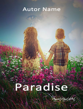 Cover Book: Paradise by AugustoDigitalArt
