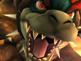 Giga Bowser By Lillaura6789 by Monster-Fighter