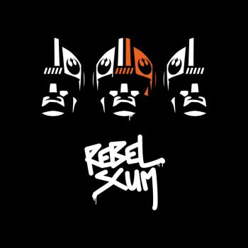 Rebel Scum - Star Wars by Norzeele