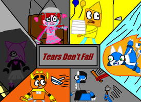 Mixels: Mixed Up Ways to Die: Tears Don't Fall by Luqmandeviantart2000