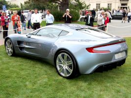 V12 Aston Martin One 77 by Partywave