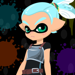 Super Inkling (Male) by Brightsworth-Heroes