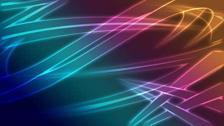 NoLogo Abstract Glow Wallpaper by xeVile