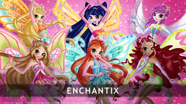 Winx Club 8: Enchantix by Feeleam