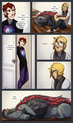 Trick of the Night: Page 267 by flyteck