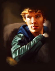 Benny in Colour by JazzySatinDoll