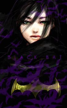 BLACKBAT 04 by 89g