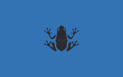 FrogPaper *Wallpaper* by Nawexx