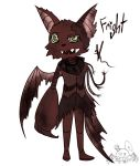 [Ref] Fright by OpalesquePrincess